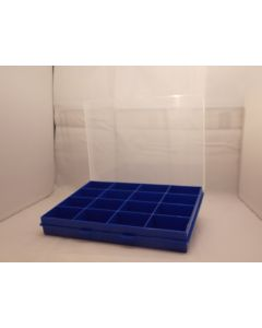Terry Storage Box with 16 compartments